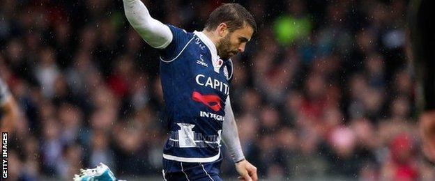 Nicky Robinson, Bristol Rugby