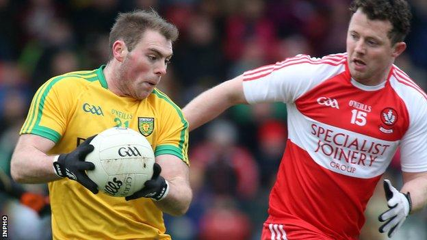 Dermot Molloy has not started a championship game since 2011