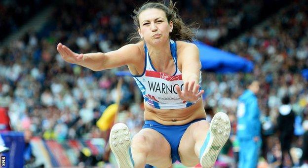 Sarah Warnock