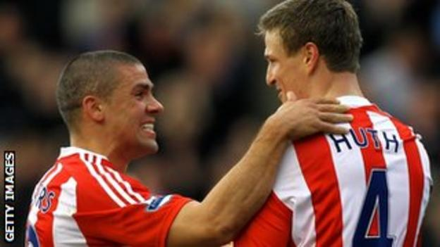 Walters and Huth