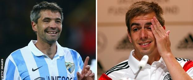 Jeremy Toulalan and Phillip Lahm are both 31
