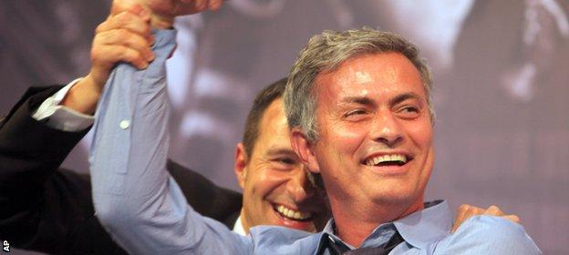 Mendes and Mourinho are good friends
