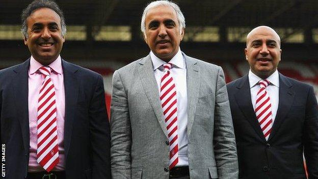Nottingham Forest owners the Al Hasawi family