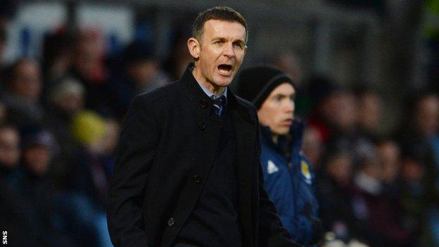 Ross County Jim McIntyre