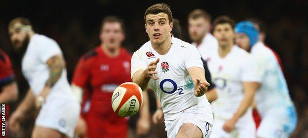 Bath's George Ford may have taken a big step towards securing the fly-half berth