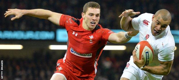 Rob Jones thinks George North's place in the team could be under pressure now