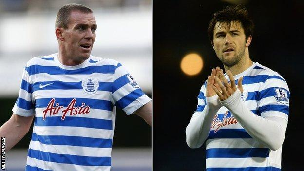 Richard Dunne and Charlie Austin