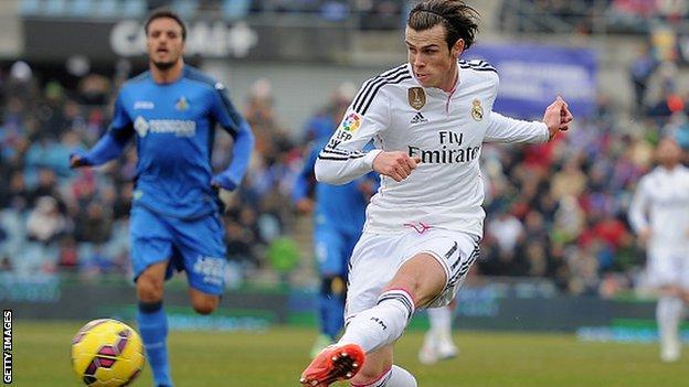 Gareth Bale, Real Madrid