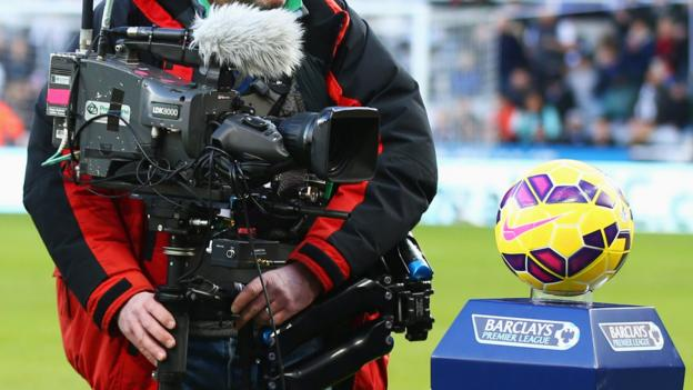 Premier league tv rights sky and bt pay for live - Bbc football league 1 table ...