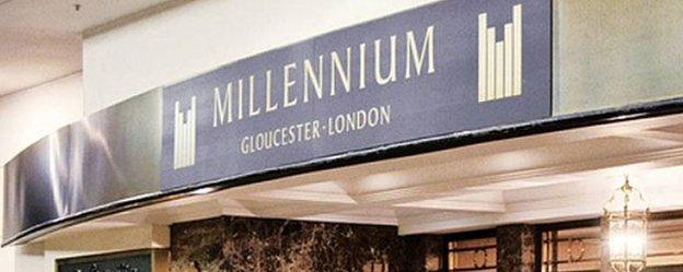 Millennium Gloucester Hotel, Kensington, London