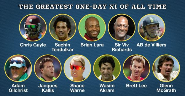 Greatest ODI XI of All Time