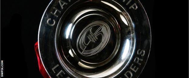 Championship League Leaders' Shield