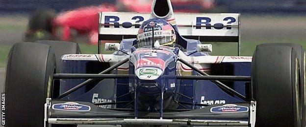 Jacques Villeneuve, 1997 world champion