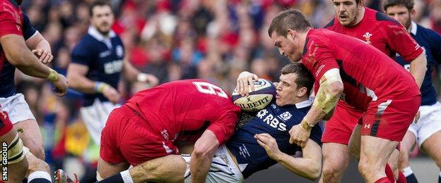 Scotland have not beaten Wales since 2007