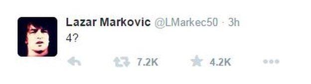 Lazar Markovic on Twitter