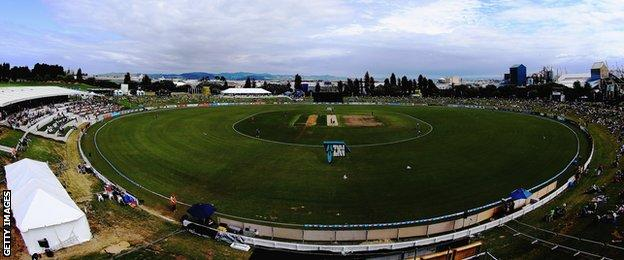 The Bay Oval at Mount Maunganui