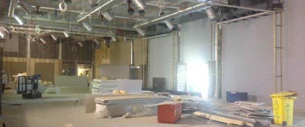 Function Room - Ageas Bowl hotel