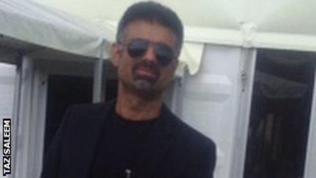 Taz Saleem