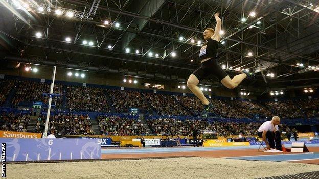 Greg Rutherford long jump