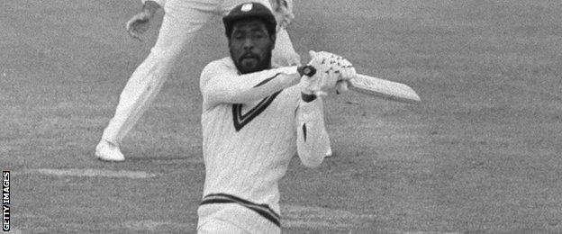 Sir Vivian Richards West Indies