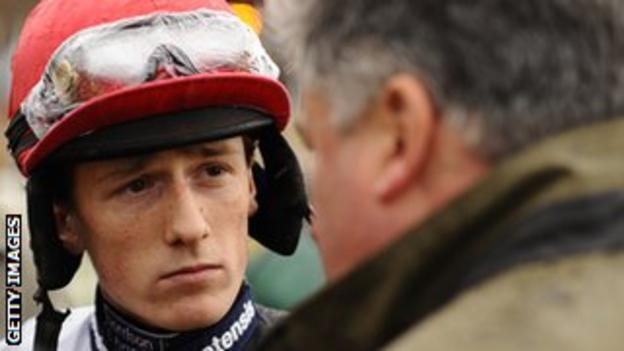 Sam Twiston-Davies and Paul Nicholls