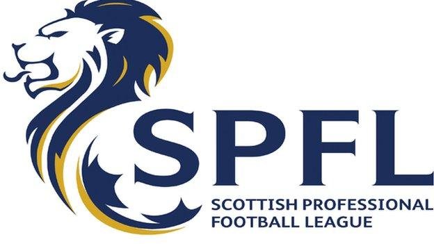 The SPFL board are to review its rules on spectator misconduct at matches