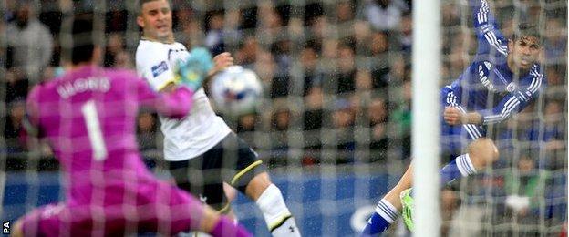 Chelsea v Spurs: League Cup final