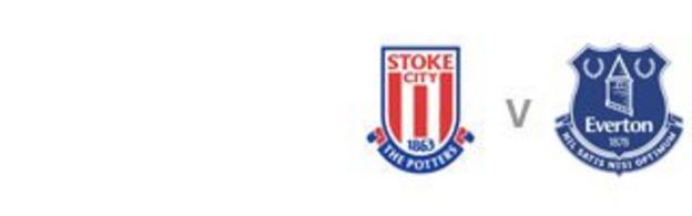 Stoke v Everton