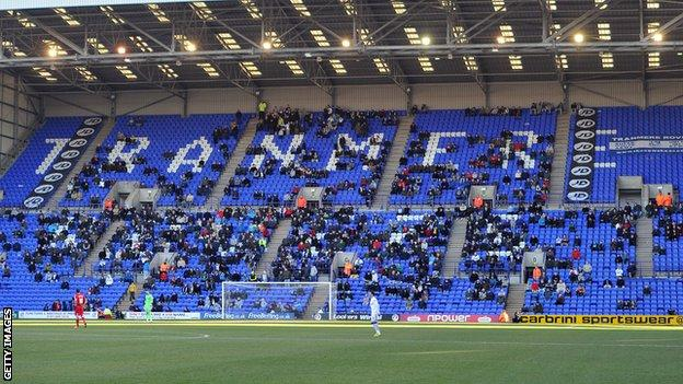 Tranmere fans