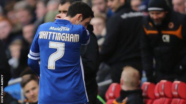 Peter Whittingham