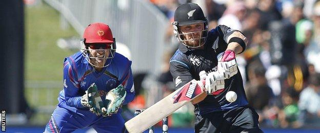 New Zealand captain Brendon McCullum hits out