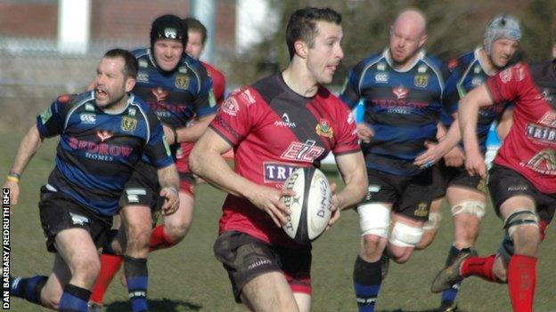 Redruth v Dings Crusaders