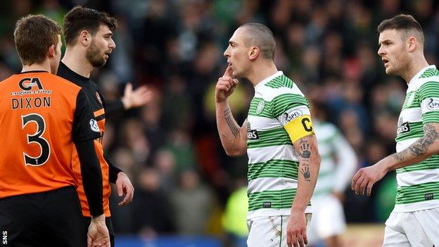 Nadir Ciftci and Scott Brown come face to face