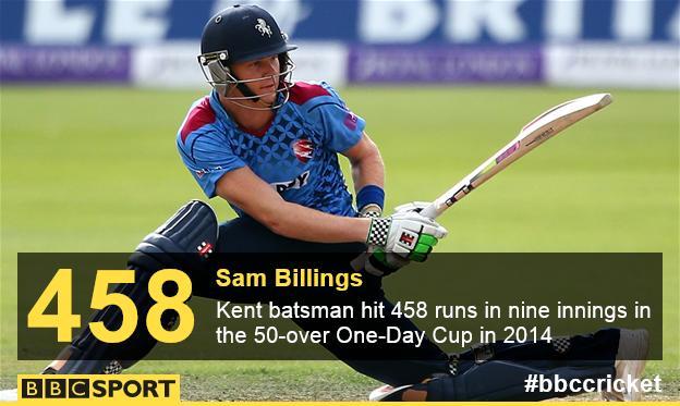 Sam Billings