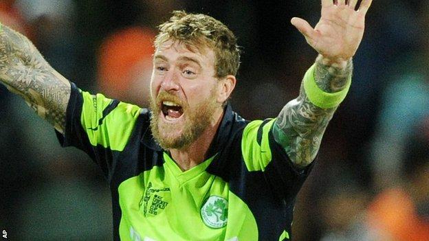 John Mooney of Ireland