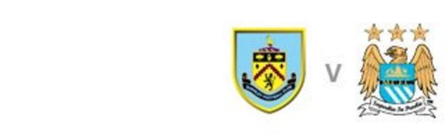 Burnley v Man City