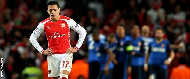 Arsenal Monaco