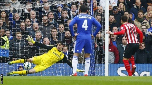 Dusan Tadic scores penalty