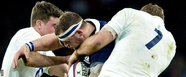 Scotland are still struggling to turn promising performances into victories.