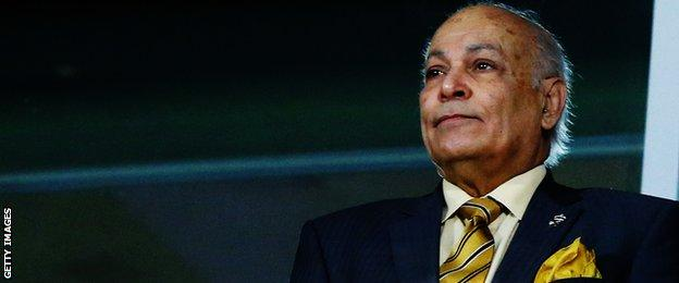 Hull City owner and chairman Assem Allam