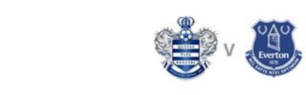 QPR v Everton