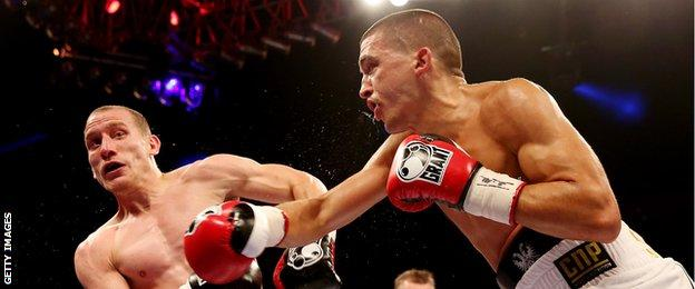 Lee Selby beat Ryan Walsh to retain his Commonwealth title