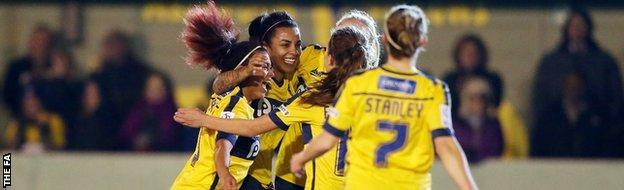 Oxford United Ladies