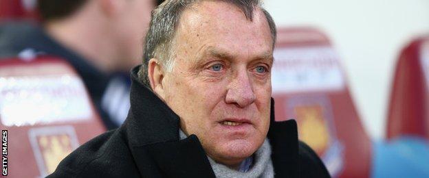 Dick Advocaat, Sunderland manager