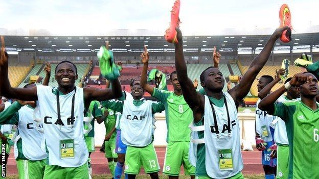 Nigeria Under-20s