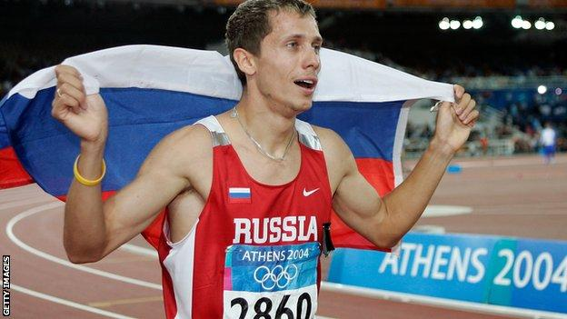 Yuri Borzakovsky