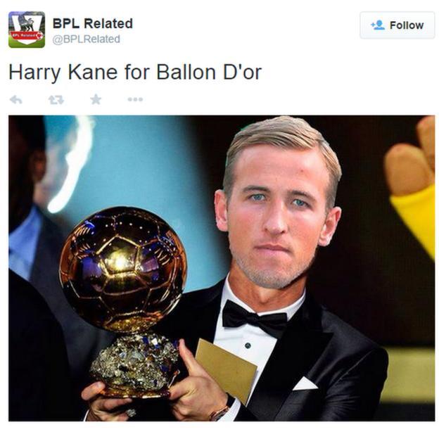 BPL Related Harry Kane meme