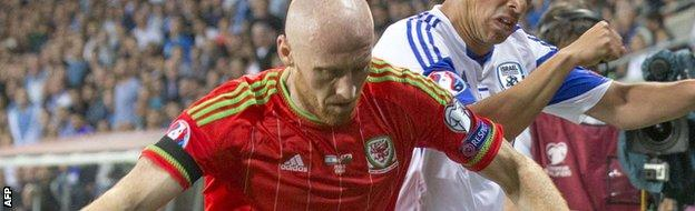 James Collins of Wales
