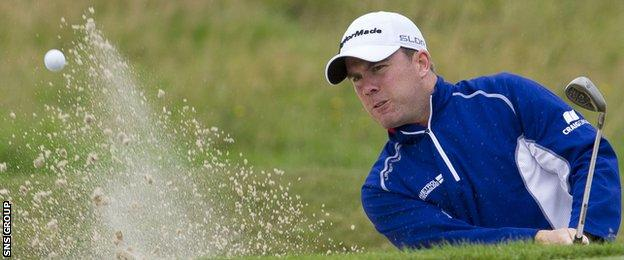 Richie Ramsay has been a European Tour member since 2009