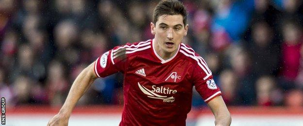 Kenny McLean was sold to Aberdeen in January